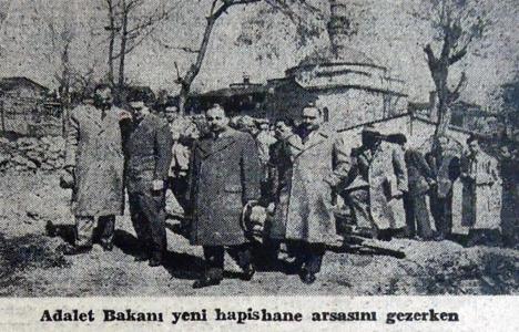 1947 yılında İstanbul Adliye Sarayı'nın yeri tespit edilmiş!