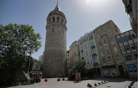 Galata Kulesi'nde tartışmalı restorasyon!
