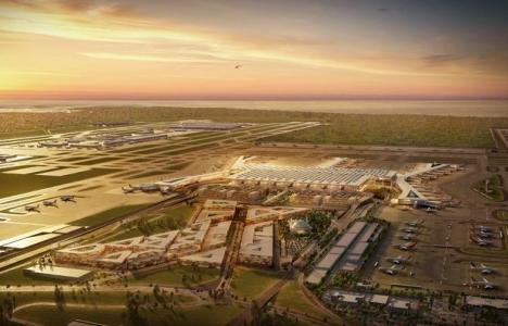 3. havalimanının 'yer'ine
