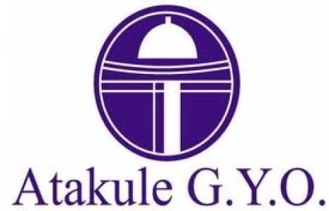 Atakule GYO Kocaeli Dilovası'ndaki projesinin değerleme raporunu yayınladı!