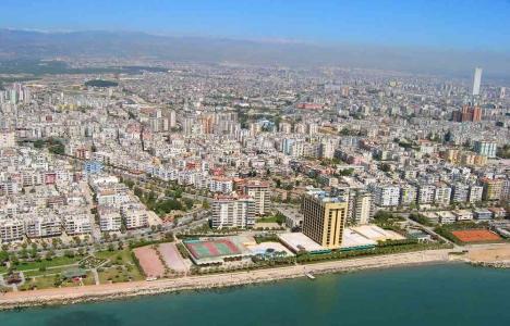 Mersin'de 17,6 milyon