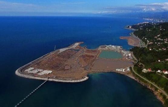 Rize-Artvin Havalimanı'nın yüzde 40'ı tamamlandı!