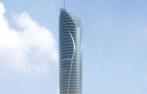 Spine Tower sınırlarını