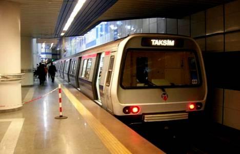 Metrobüs hattının altına