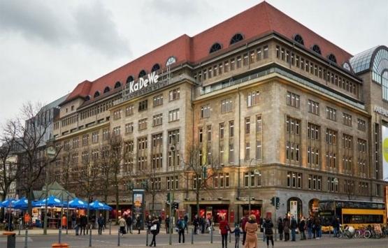 Almanya'da AVM zinciri KaDeWe davayı kazandı, dükkanlar açılıyor!