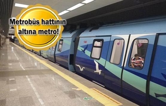 Beylikdüzü'ne metro projesi