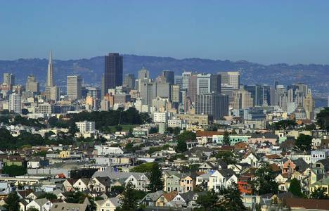 San Francisco'da son bir yıl içerisinde emlak fiyatları yüzde 10 arttı!