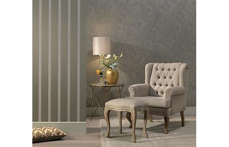 Rasch Textil Liaison bir duvar kağıdından çok daha fazlası!