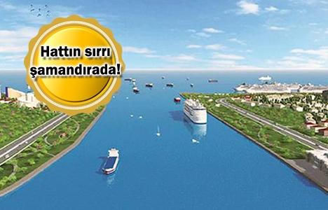Kanal İstanbul'da deniz