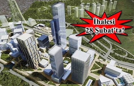 TOKİ, Uluslararası Finans Merkezi TCMB binası için teklifleri topluyor!