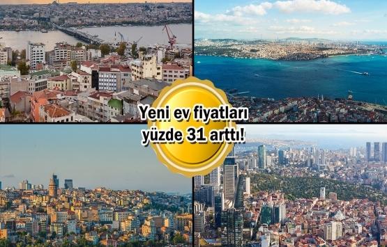 İstanbul'da 2021'in ilk 5 ayında 82 bin konut satıldı!