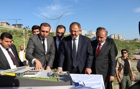 Şırnak'ta terör mağdurlarının evleri yıl sonunda teslim edilecek!