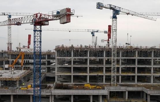 İnşaat sektörü güven endeksi Mayıs'ta yüzde 3 arttı!