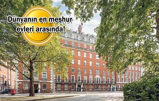 Onassis Ailesi'nin meşhur evi 18.5 milyon sterline satıldı!