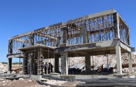 Gaziantep Şehitkamil'e üç yeni sosyal tesis!