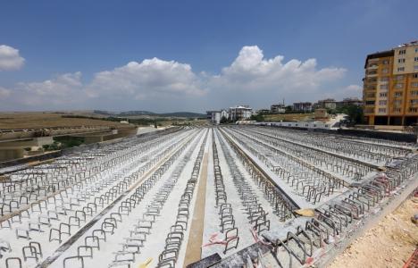 Gaziantep Karataş'a yeni köprülü kavşak inşa ediliyor!