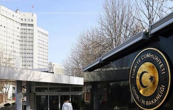 Türkiye'den İsrail'in yasa