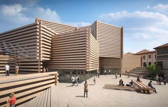 Odunpazarı Modern Müze'yi