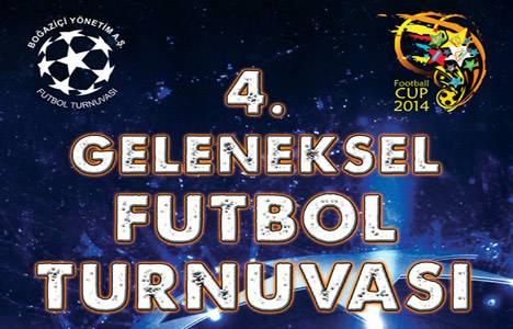 4. Geleneksel Siteler Arası Futbol Turnuvası spor dünyasının şöhretlerini buluşturuyor!