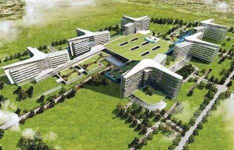 'Çılgın' hastane projesi