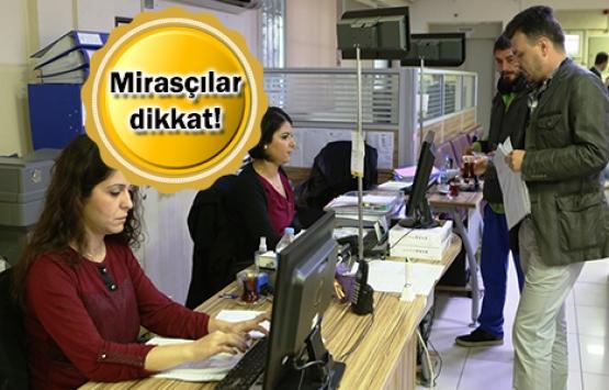 3 soruda miras vergisi 2. taksiti 2018!