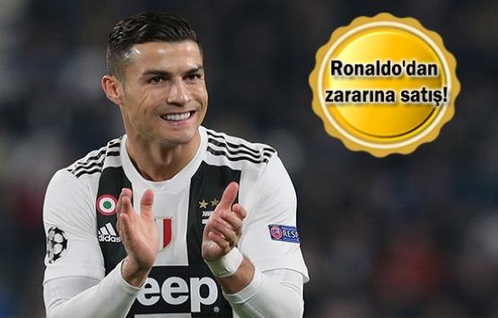 Cristiano Ronaldo İngiltere'deki