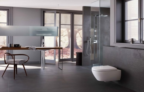 Geberit'ten modern banyolar