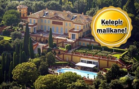 Fransa'daki Villa Les