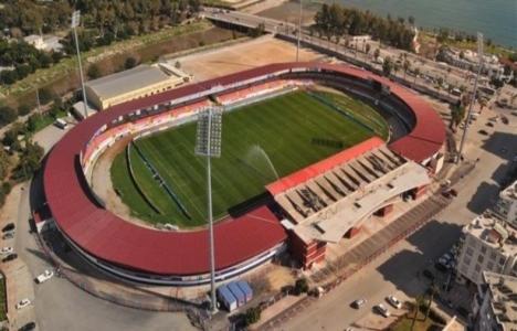 Mersin Tevfik Sırrı Gür Stadyumu meydan olsun!