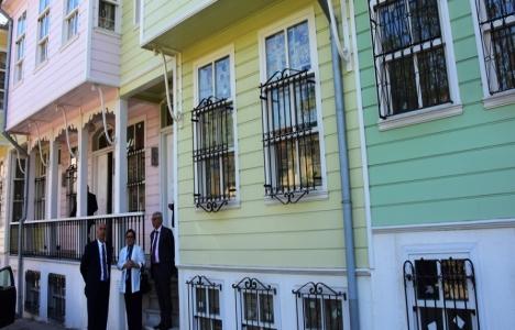 Tekirdağ'daki tarihi evler restore ediliyor!