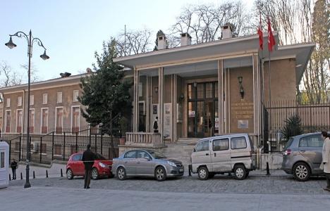 Tarık Zafer Tunaya Kültür Merkezi hizmet binası olacak!