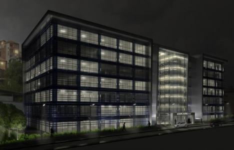 Ak Plaza'da ofis metrekare fiyatları 3 bin 500 dolardan başlıyor!
