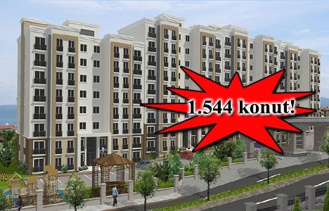KİPTAŞ Hadımköy 3. etap daire belirleme kuraları çekiliyor!