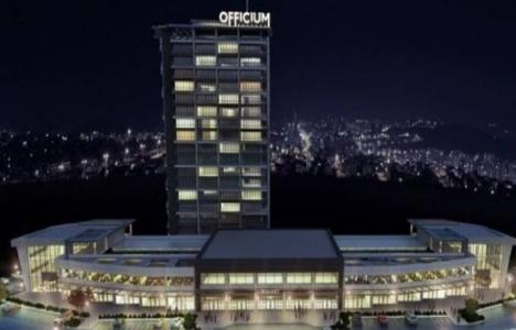 Officium Beytepe projesi 31 Aralık'ta teslim!