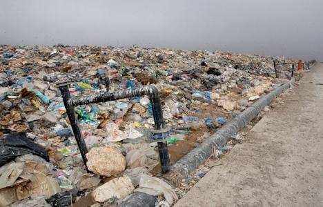 Çöpten elektrik üretimi projesi ihale aşamasında!