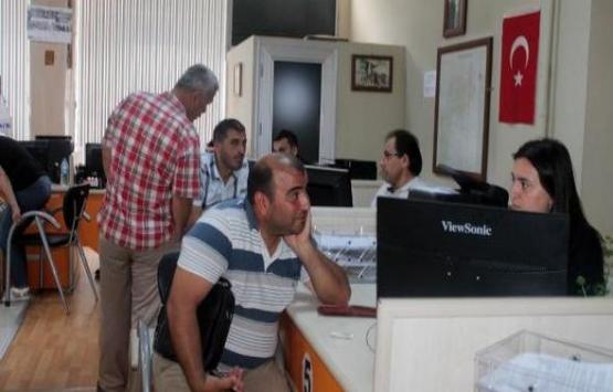 Samsun'da imar barışından 63 milyon lira toplandı!