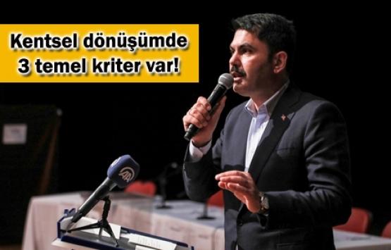 Murat Kurum: Gönüllü