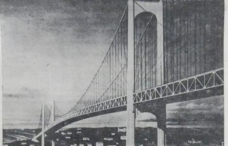 Boğaziçi Köprüsü 1973