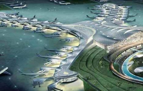TAV havalimanı inşaatında