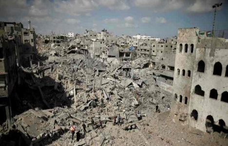 Gazze'nin yeniden imara