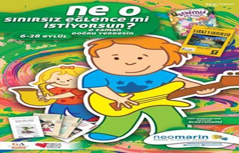 Neomarin AVM'de çocuklar