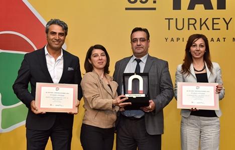 Hekim Holding bir haftada üç ödül aldı!