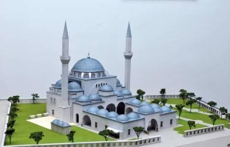 Çelebi Sultan Mehmed Cami'nin inşaatı sürüyor!