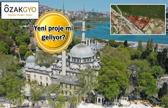 Özak GYO Göktürk'te 128 milyon TL'ye arsa aldı!
