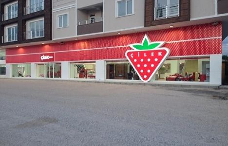 Çilek Mobilya Doğu Anadolu'da mağaza sayısını 36'ya yükseltti!