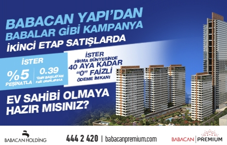 Babacan Premium Tower'da