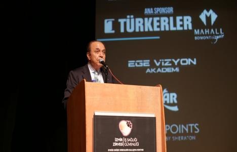 Türkerler ve İZSİAD ortaklığında İş Sağlığı ve Güvenliği Zirvesi yapıldı!