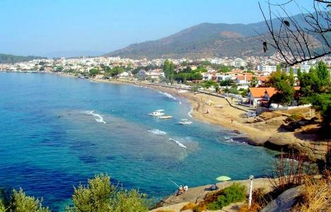İzmir Özdere Kesre Turizm Bölgesi çevre düzeni planı askıda!
