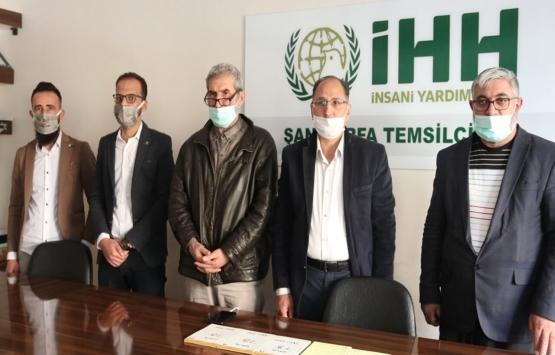Şanlıurfa'da yaşayan Suriyelilerden İdlibli ailelere konut yardımı!