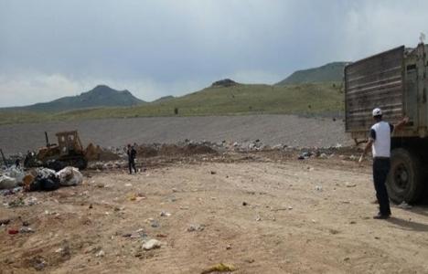 Kapadokya'da Katı Atık Düzenli Depolama Tesisi açıldı!